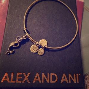 Alex and Ani mermaid charm!